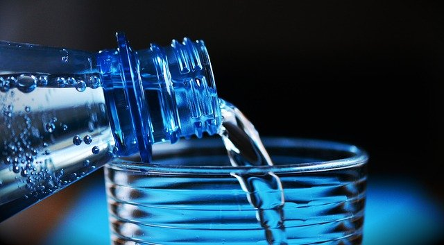 water is fantastic at helping you consume less food and for losing weight.